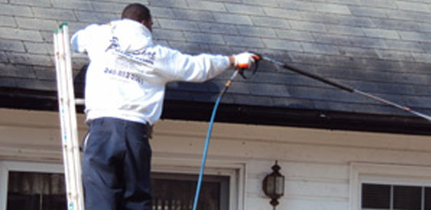Residential Pressure Washing