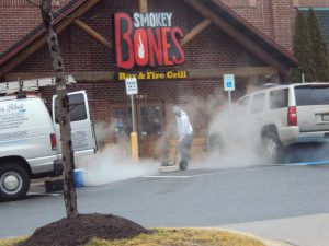 Commercial Pressure Washing In Maryland