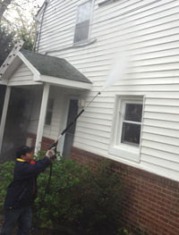 Residential Siding Cleaners in Maryland
