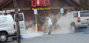 Commercial Pressure Washing Company in Maryland
